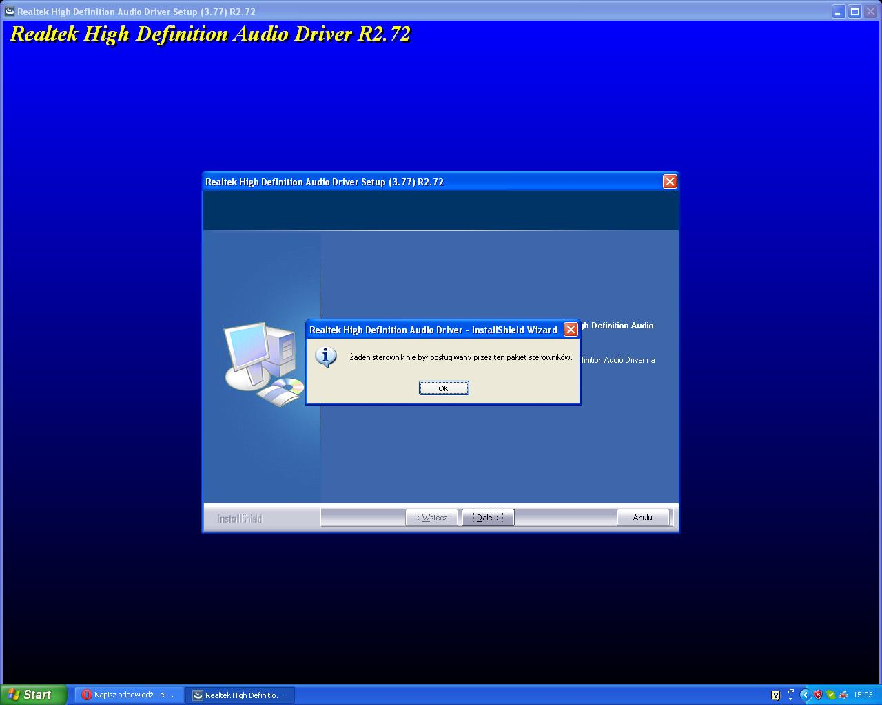 Features of Realtek High Definition Audio Driver