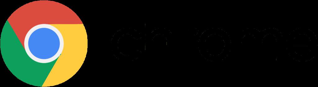 Логотип браузера от компании Google
