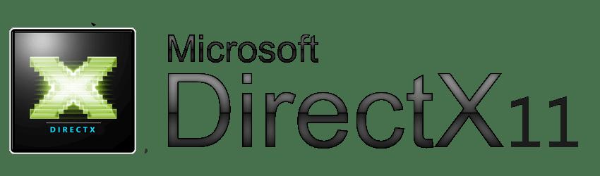 Логотип DirectX 11